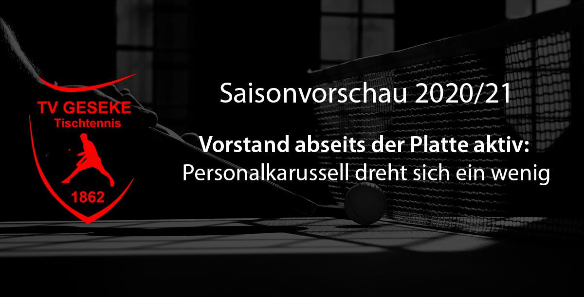 Read more about the article Saisonvorschau 2020/21