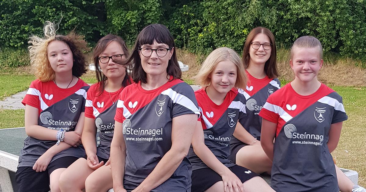 Read more about the article TVG kehrt mit Damenteam zurück auf die TT-Bühne